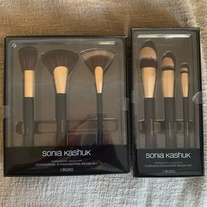 Sonia Kashuk Makeup Brushes NEW